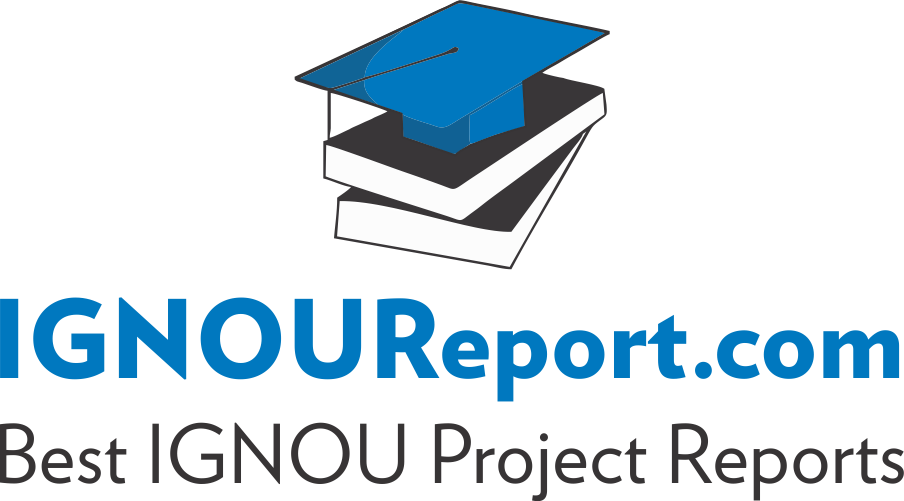 IGNOU Report